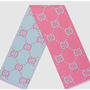 定价优势 低至7折上新:Gucci 新款羊毛围巾专场 先买先穿 速收爆款