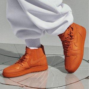 $136.99  (原价$195)Jordan AJ1 Rebel XX 女款球鞋 叛逆自由