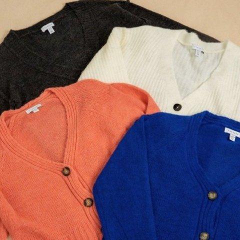 5折起!£18就收修身毛衣上新:Topshop 全场针织开衫、毛衣热卖 法式温柔在此 秋冬必备单品