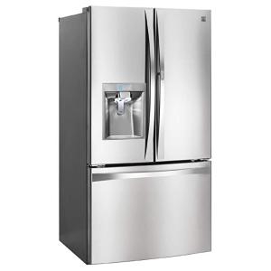 $1599起限今天:Amazon 精选Kenmore Elite 法式三开门冰箱 大促