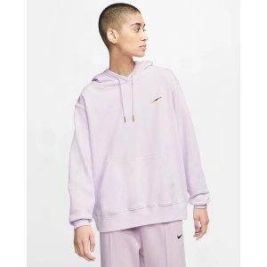 Nike淡香芋卫衣