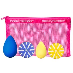 $30BeautyBlender Cool For The Summer Set @ QVC