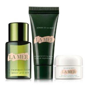Free 3-pcs Gift with $150 La Mer Purchase @ Bergdorf Goodman