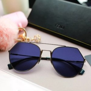 $79.99 + Free ShippingLast Day: Select Fendi Sunglasses