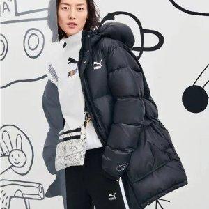 5折起+额外8折 €91收宣美相似款限今天:Puma官网 冬季专场 宣美也爱的羽绒服、夹克、外套促销