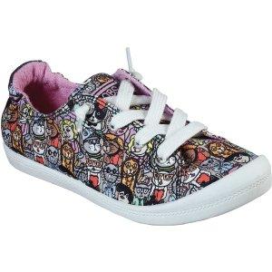 Skechers帆布鞋