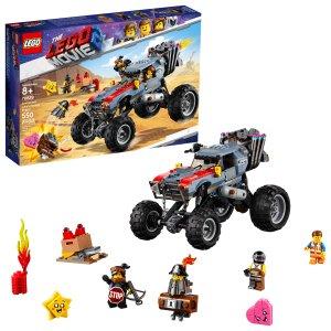 Lego刷新史低价大电影2系列 Emmet 和 Lucy的逃生越野车 70829