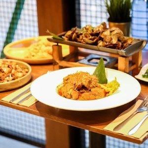 $59 (原价$99)位于CBD悉尼Mamaks Village Harbourside 2人马来西亚餐