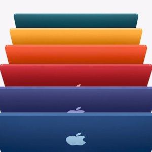 """€1449起 7款颜色可选新品上市:Apple iMac 2021 发布, 全新设计, 24"""" 4.5K超清屏, 超薄11.5mm"""