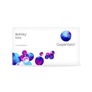 Biofinity Toric, 6 pack