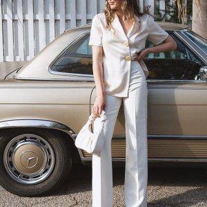 4折起+额外7折C/MEO Collective 火遍ins的澳洲设计师品牌 跟着博主学穿搭