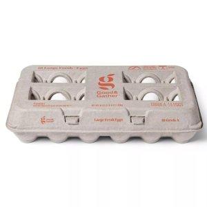 一打鸡蛋$0.59至多可买5打白菜价:Target 牛奶鸡蛋 超级羊毛现薅现取, 牛奶每加仑仅$0.99