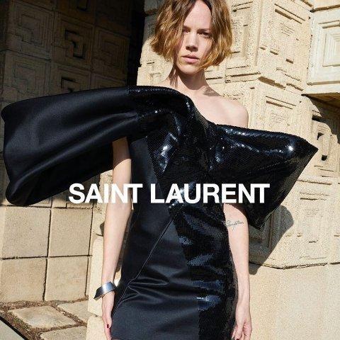 无门槛8折 €796收logo单肩包Saint Laurent 春季大促 惊喜折扣上线 Get法式高级时尚