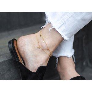 Missoma脚链