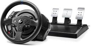 $200.02 (原价$399.99)史低价:Thrustmaster T300 RS GT 方向盘  兼容PS4/PC