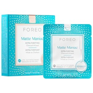 Matte Maniac Activated Mask - Foreo | Sephora