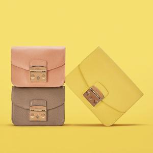 低至4.5折 收miumiu平价替代Furla 经典美包专场 入小猪包、盾牌包、褶皱包