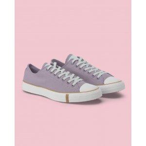 Converse香芋紫帆布鞋