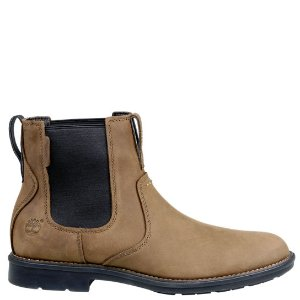 $53Timberland MEN'S CARTER NOTCH PLAIN-TOE CHELSEA BOOTS
