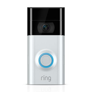$89.99(原价$169.99)Ring Video Doorbell 2代 官翻版