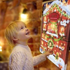 低至7.6折 $2.99起Amazon 圣诞倒数日历精选 巧克力、茶饮、乐高、彩妆