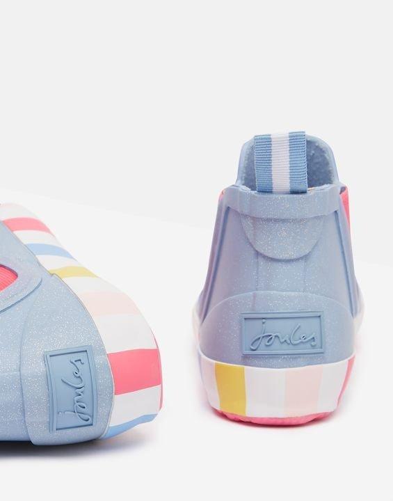 儿童低筒雨靴