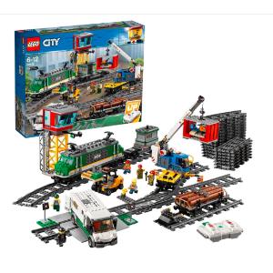 $199(原价$299.99)Lego 城市系列 60198货运列车限时热卖