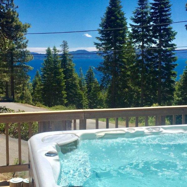 Tahoe Park Beach 湖景独栋别墅