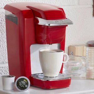 $64.99Keurig K15 Coffee Maker + 48 Free Pods, Choose From 7 Colors