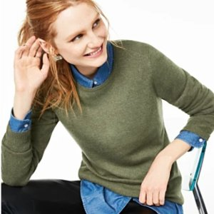 Up to 50% Off + Extra 30% Offmacys.com Select Cashmere on Sale