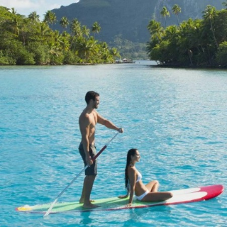 As low as $596 on United AirlinesSan Francisco to Tahiti Round Trip Nonstop Airfare Sale