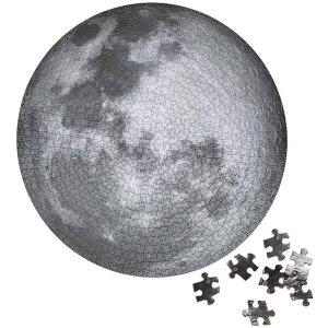 网红月球拼图 1000张