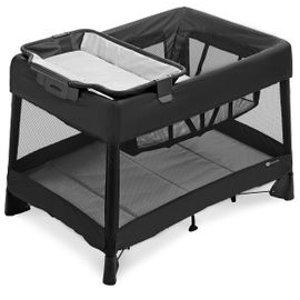 8折 科技带娃更轻松4moms Breeze 宝宝游戏床 压拉式开合