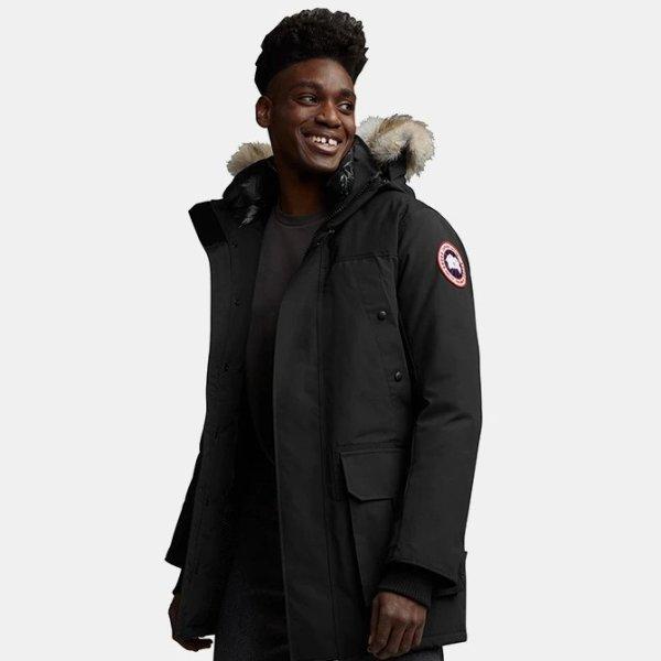 Erickson Parka男士外套