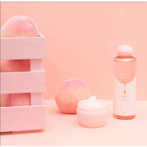 $10.4 / RMB72.3新品 BCL momo puri蜜桃乳酸菌 啫喱面霜 特价
