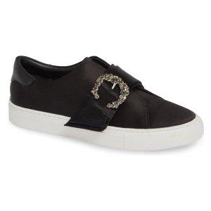 830e154b3 Tory Burch Miller Scarf Sandal. Tory BurchGreer Embellished Slip-On Sneaker