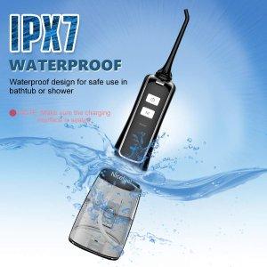 Nicefeel 300ML USB Rechargable Portable Oral Irrigator