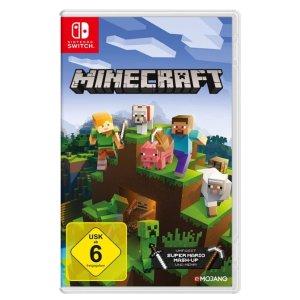 8.9折 €23.43(原价€26.32)Minecraft 我的世界 Switch 实体版 10年经典