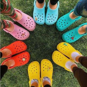 crocs 洞洞鞋 童鞋 29/30号7折特价 其他码数均有好价 超多色可选