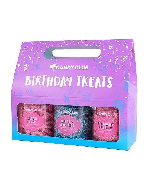 Candy Club Birthday Treats 糖果套装
