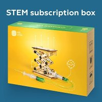 STEM 科学实验盒子 适合5岁以上孩子