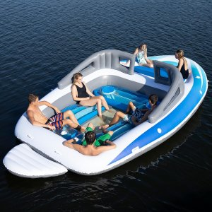 6-Person Inflatable Party Island @ Sam's Club