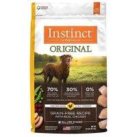 Instinct 无谷鸡肉味狗粮 22.5lb