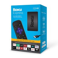 Roku Express HD 流媒体播放器 2019