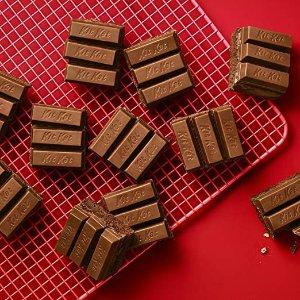 $19.73 嘎嘣脆的美味KIT KAT 脆心牛奶巧克力 1.5盎司 36个