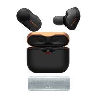 Sony WF-1000XM3 降噪豆3代 + Sony SRS-XB21 藍牙音箱