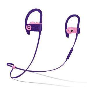 低至$78 多色可选Beats Powerbeats3 无线运动耳机