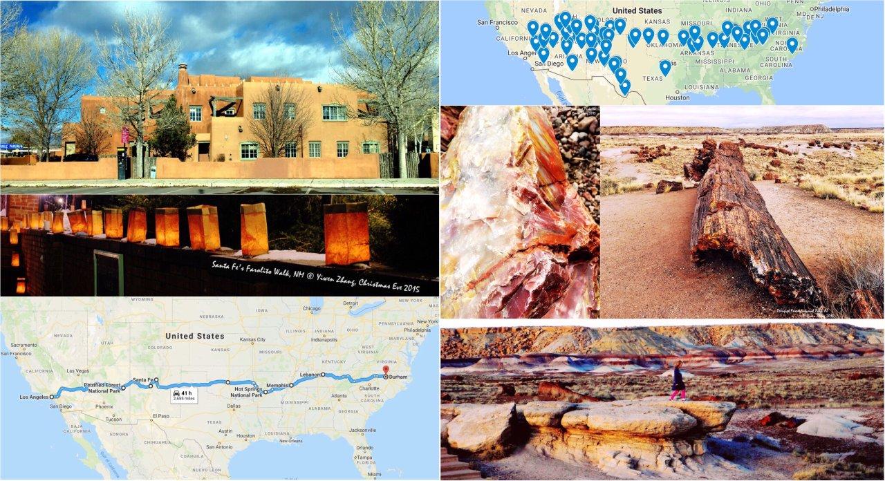4200多公里横贯美国东西的搬家之旅:(1)搬家与旅游兼顾