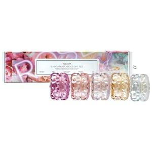 Roses Macaron Candle Set - VOLUSPA | Sephora