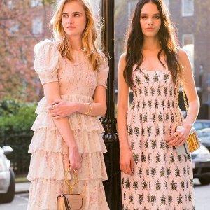 低至5折+全场9折 £23收Allsaints半身裙Harrods 折扣区折上折闪购 美妆+时尚收不停